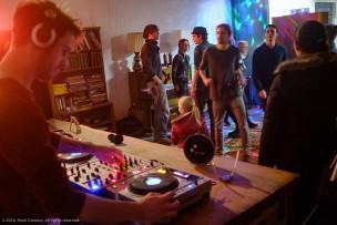 Techno @ Tankstation