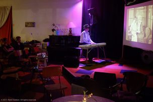 Charlie Mancini - Silent film with Live music
